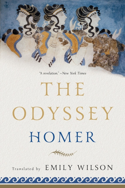 The Odyssey-9780393356250