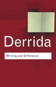 Writing and Difference-9780415253833