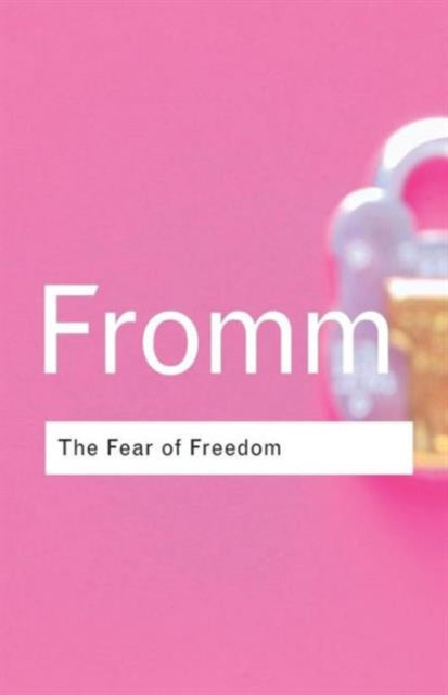 The Fear of Freedom-9780415253888