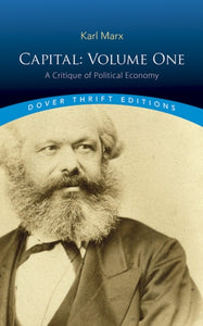 Capital : A Critique of Political Economy-9780486832395