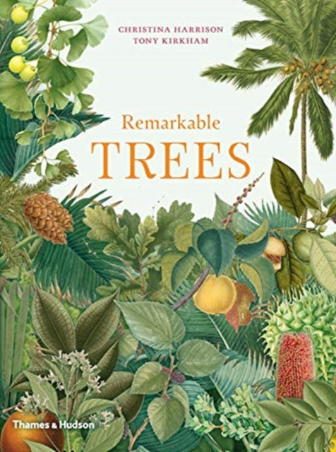 Remarkable Trees-9780500021927
