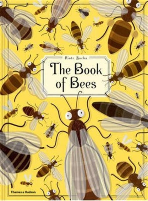 The Book of Bees-9780500650950