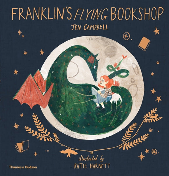 Franklin's Flying Bookshop-9780500651094