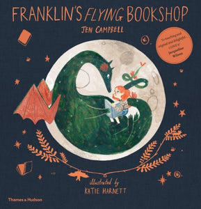 Franklin's Flying Bookshop-9780500651711