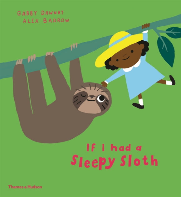 If I had a sleepy sloth-9780500651940