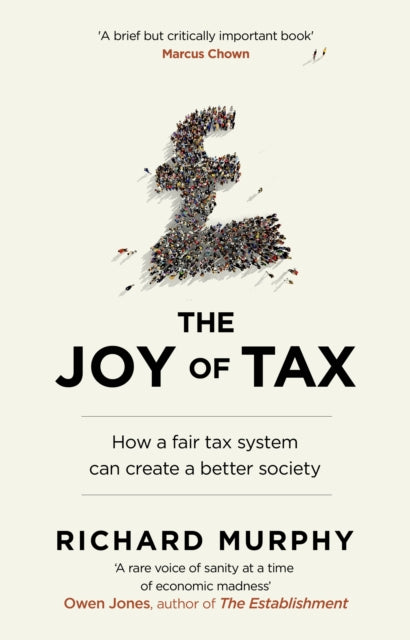 The Joy of Tax-9780552171618