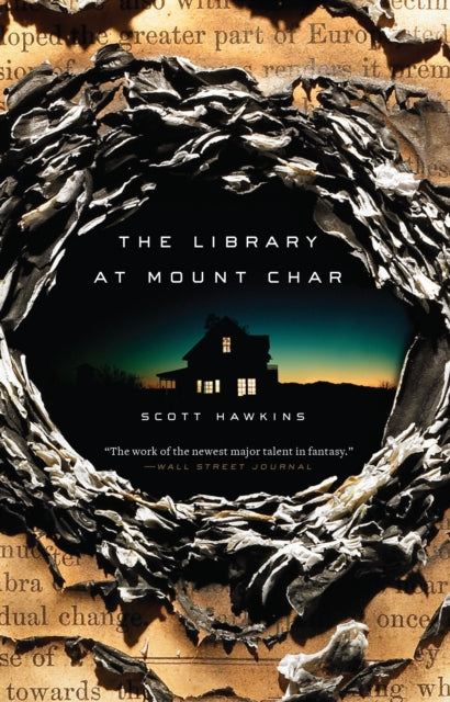 The Library At Mount Char-9780553418620