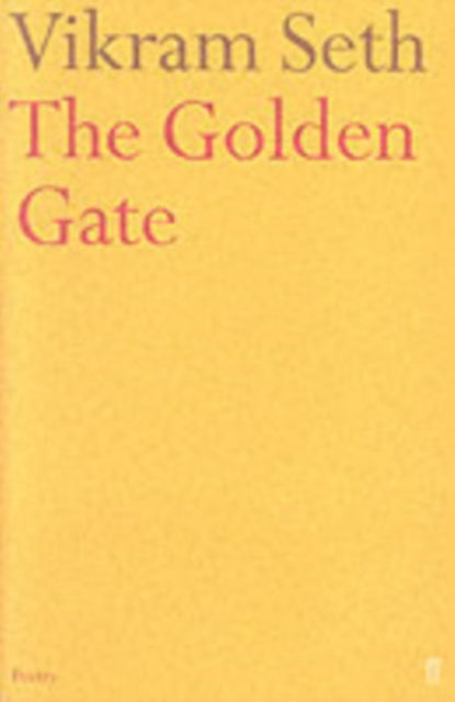 The Golden Gate-9780571212651