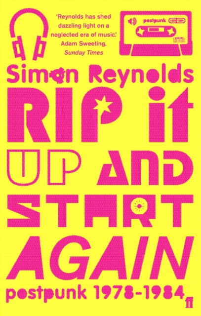 Rip it Up and Start Again : Postpunk 1978-1984-9780571215706
