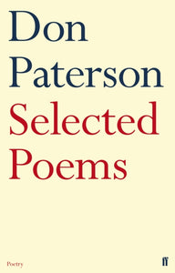 Selected Poems-9780571281800