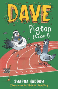 Dave Pigeon (Racer!)-9780571336906