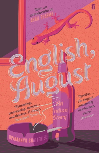 English, August: An Indian Story-9780571345892