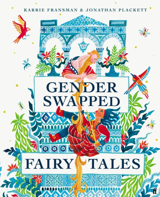Gender Swapped Fairy Tales-9780571360185