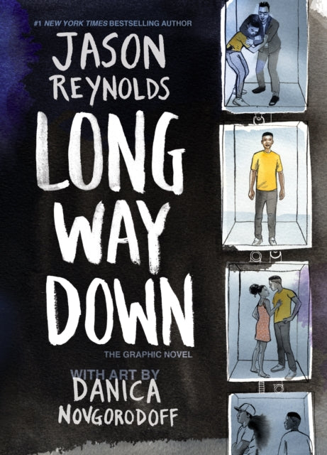 Long Way Down : The Graphic Novel-9780571366019