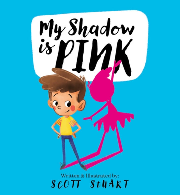My Shadow is Pink-9780648728764