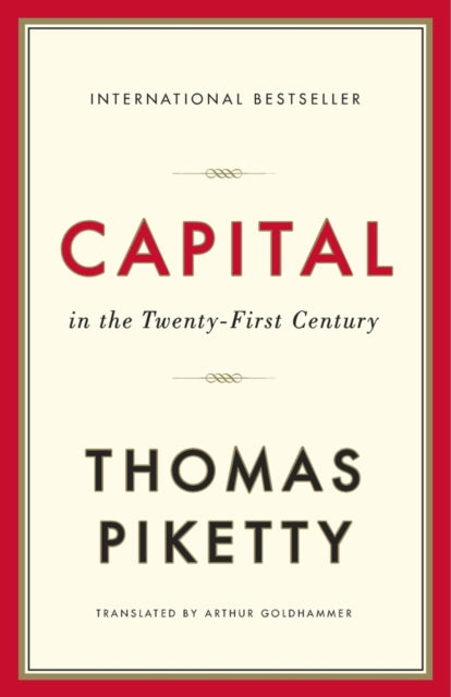 Capital in the Twenty-First Century-9780674979857
