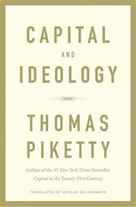 Capital and Ideology-9780674980822