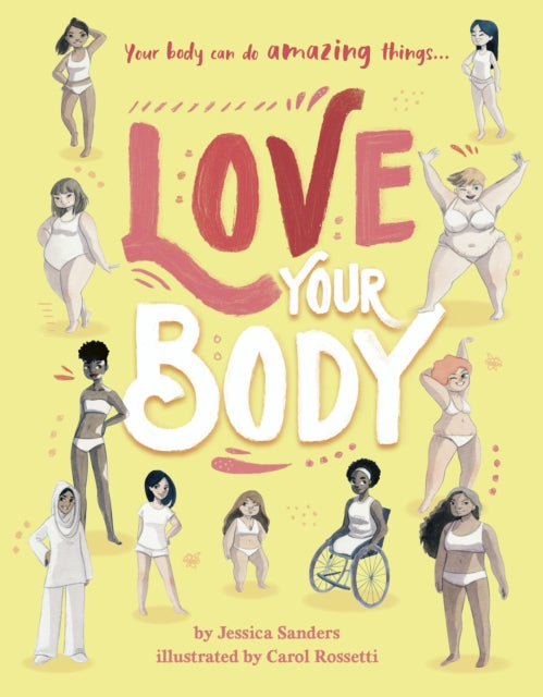 Love Your Body-9780711252400