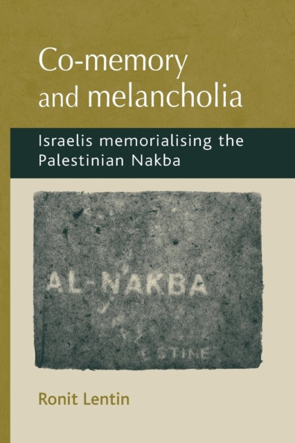 Co-Memory and Melancholia : Israelis Memorialising the Palestinian Nakba-9780719095672