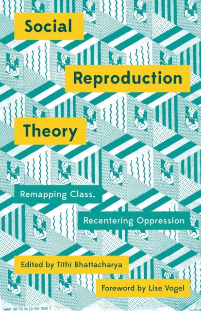 Social Reproduction Theory : Remapping Class, Recentering Oppression-9780745399881