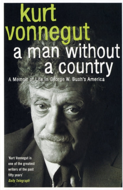 A Man without a Country-9780747586050