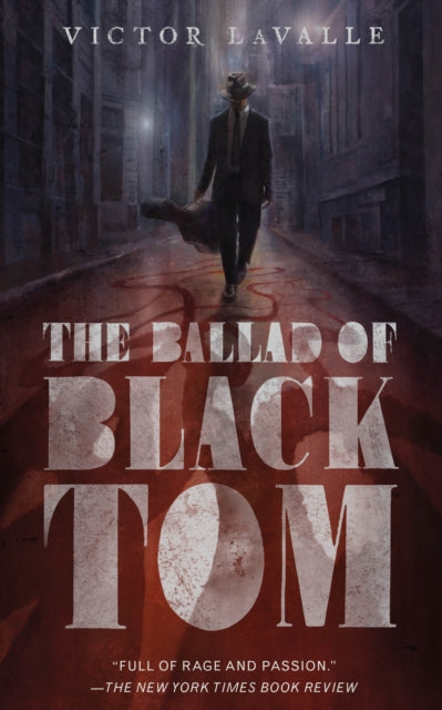 The Ballad of Black Tom-9780765387868