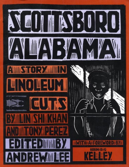 Scottsboro, Alabama : A Story in Linoleum Cuts-9780814751770