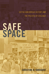 Safe Space : Gay Neighborhood History and the Politics of Violence-9780822354703