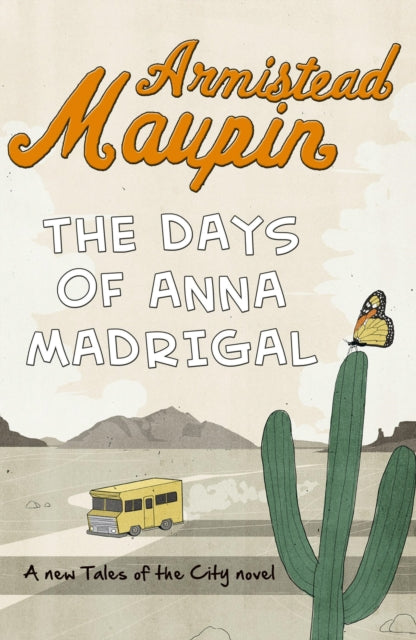 The Days of Anna Madrigal-9780857521286