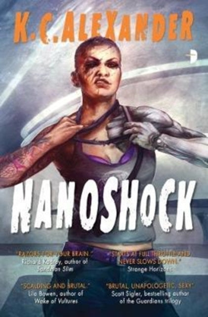 Nanoshock : <p><b>BOOK II IN THE SINLESS SERIES</b></p>-9780857666260