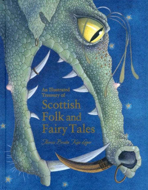 An Illustrated Treasury of Scottish Folk and Fairy Tales-9780863159077