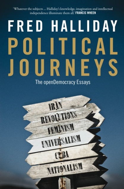 Political Journeys : The OpenDemocracy Essays-9780863564611