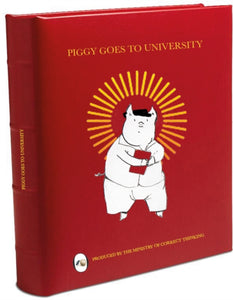 Piggy Goes To University : Dung Beetle Book 1b-9780992834951
