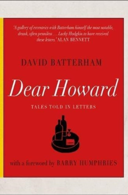 Dear Howard : Tales told in letters-9780995518100
