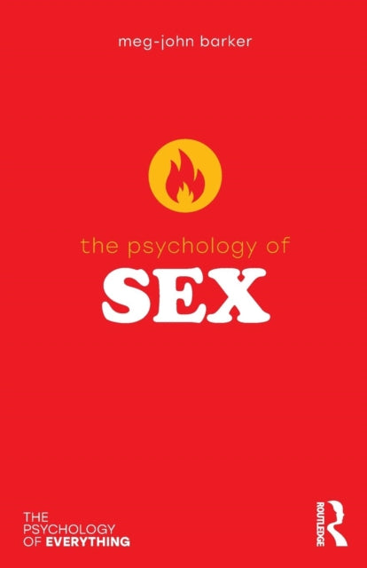 The Psychology of Sex-9781138676497