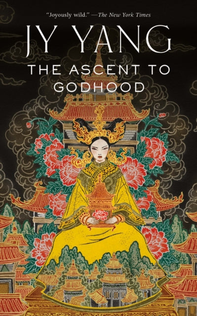 The Ascent to Godhood-9781250165886
