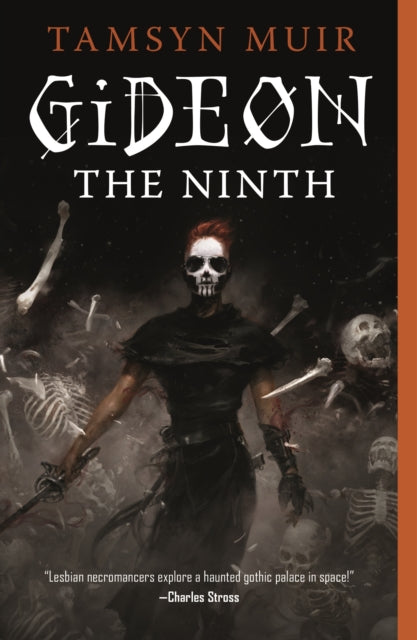 Gideon the Ninth-9781250313188