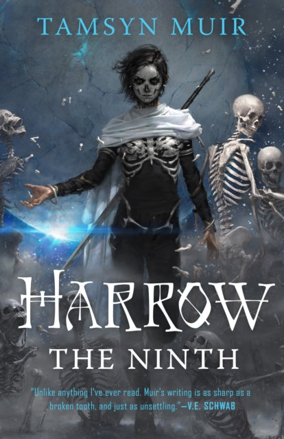 Harrow the Ninth-9781250313225