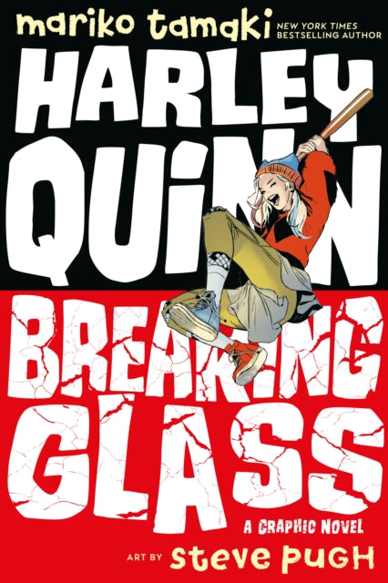 Harley Quinn: Breaking Glass-9781401283292