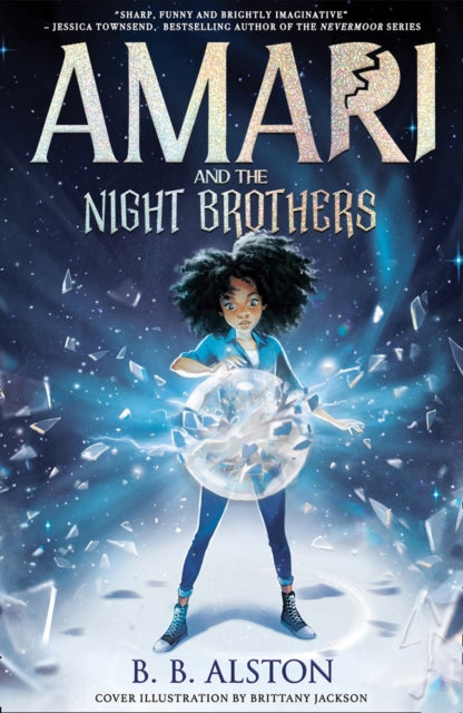 Amari and the Night Brothers-9781405298179