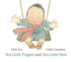Ten Little Fingers and Ten Little Toes-9781406331264