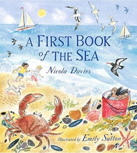 A First Book of the Sea-9781406368956