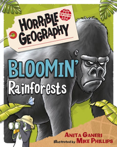 Bloomin' Rainforests-9781407157597