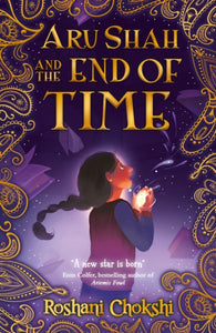 Aru Shah and the End of Time-9781407185798