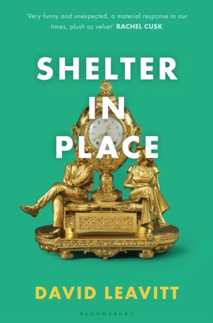 Shelter in Place-9781408846117