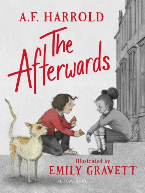 The Afterwards-9781408894347