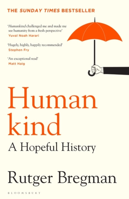 Humankind : A Hopeful History-9781408898932