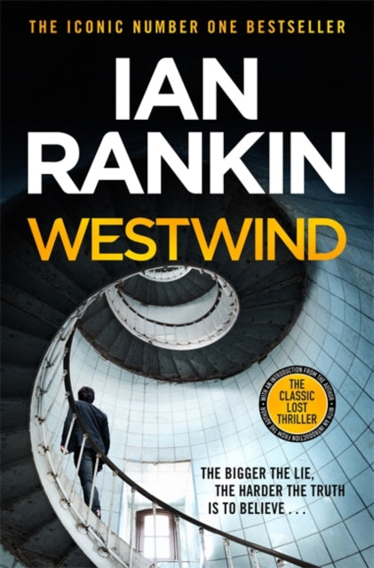 Westwind : The classic lost thriller-9781409196044