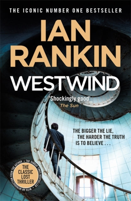 Westwind : The classic lost thriller-9781409196068
