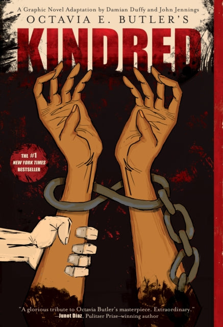 Kindred: A Graphic Novel Adaptation-9781419728556